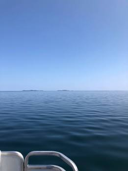 The Islands (in the distance)
